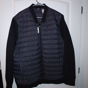 Men's Reebok puff jacket